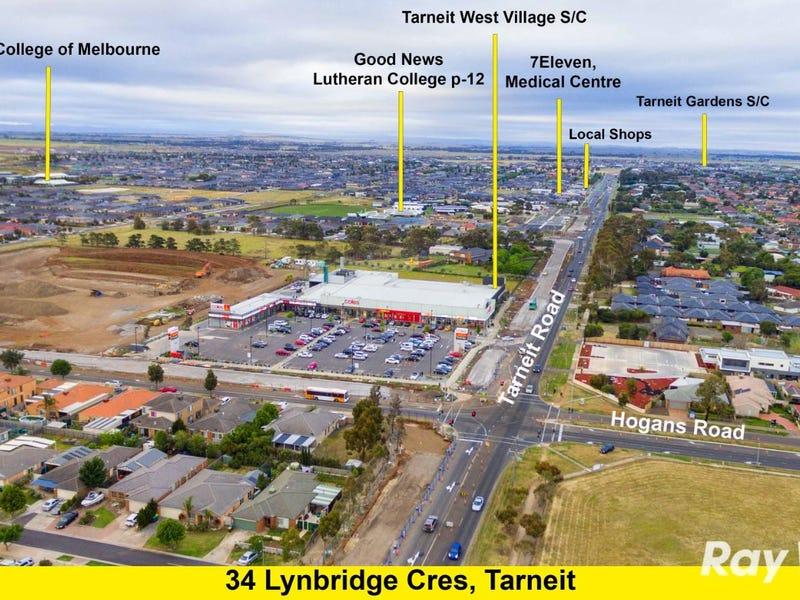 34 Lynbridge Crescent, Tarneit, Vic 3029