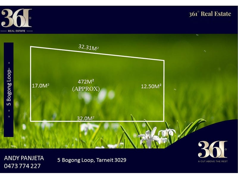 5 Bogong loop, Tarneit, Vic 3029
