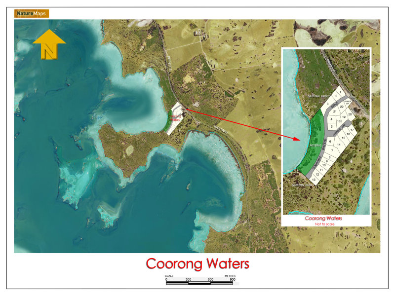 lot 18, Coorong Waters Lane, Coorong, SA 5264