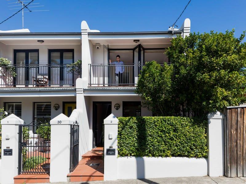 2/30 Alfred Street, Lilyfield, NSW 2040