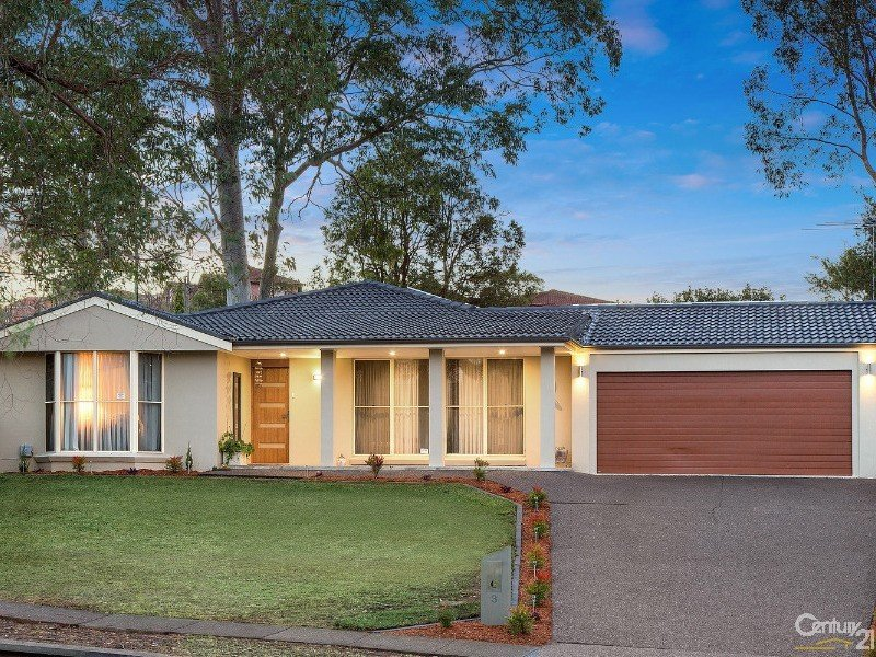 3 Woodgrove Avenue, Castle Hill, NSW 2154
