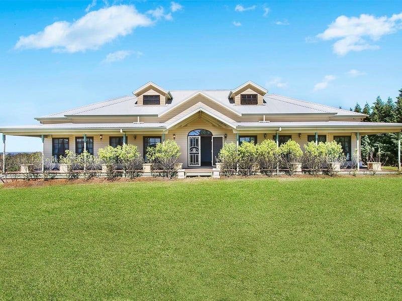 140 Bobs Range Road, Orangeville, NSW 2570