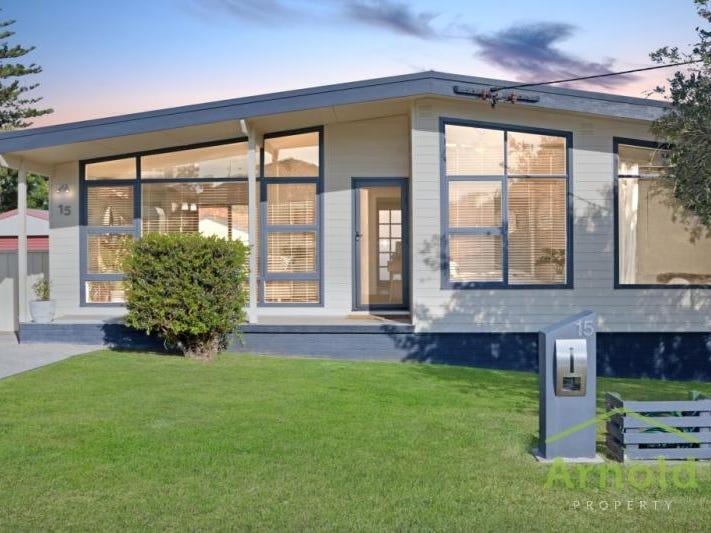 15 Waller St, Shortland, NSW 2307