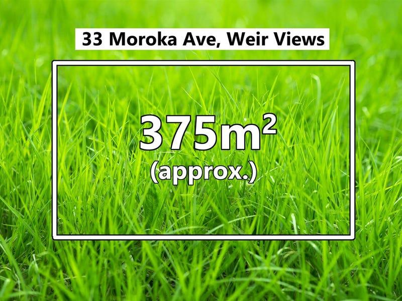 33 Moroka Ave, Weir Views, Vic 3338