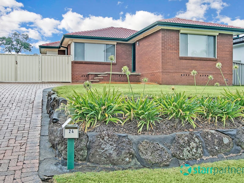 24 Mallee Street, Quakers Hill, NSW 2763