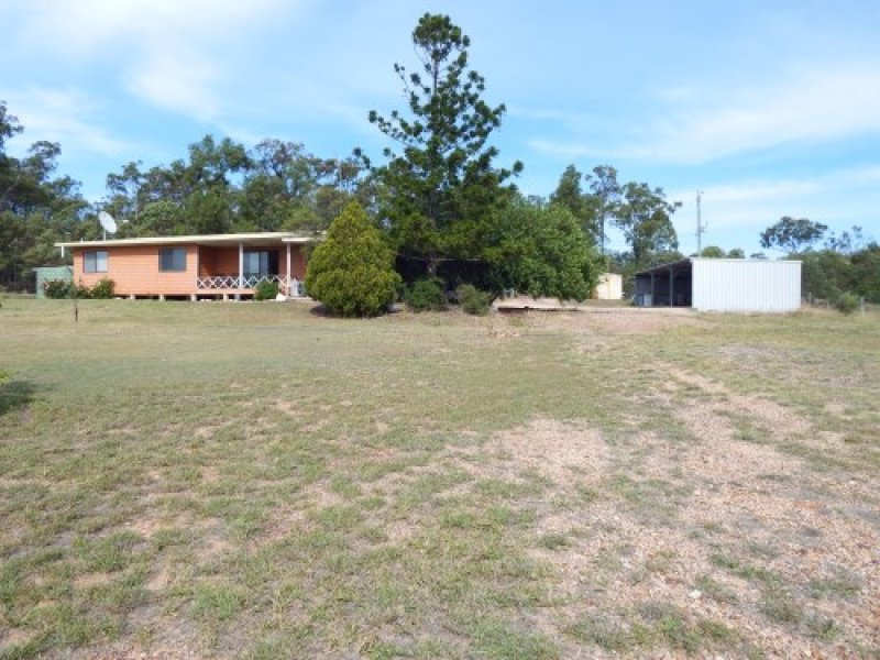 136  Old Burrandowan Rd, Jandowae, Qld 4410