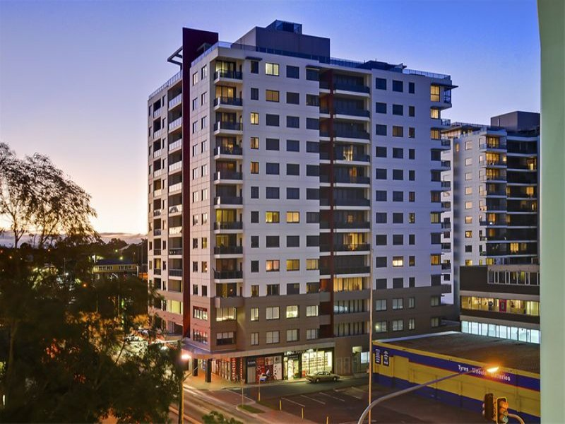 911/1c Burdett Street, Hornsby, NSW 2077