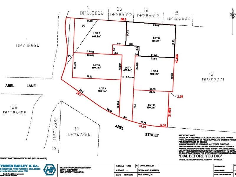 Lot 6, Lot 6, 40 Abel Street, Wallsend, NSW 2287