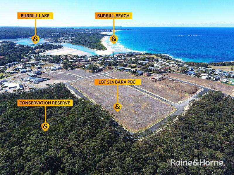 Lot 514 Bara Parade Seaside Estate Stage 5, Dolphin Point, NSW 2539