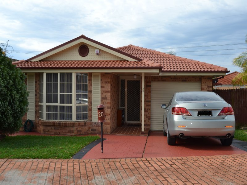 20 Minerva Place., Prestons, NSW 2170