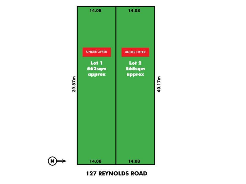 Lot 1,127 Reynolds Road, Mount Pleasant, WA 6153