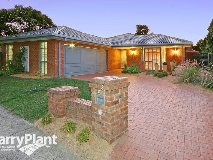 3 Cromwell Drive, Rowville, Vic 3178