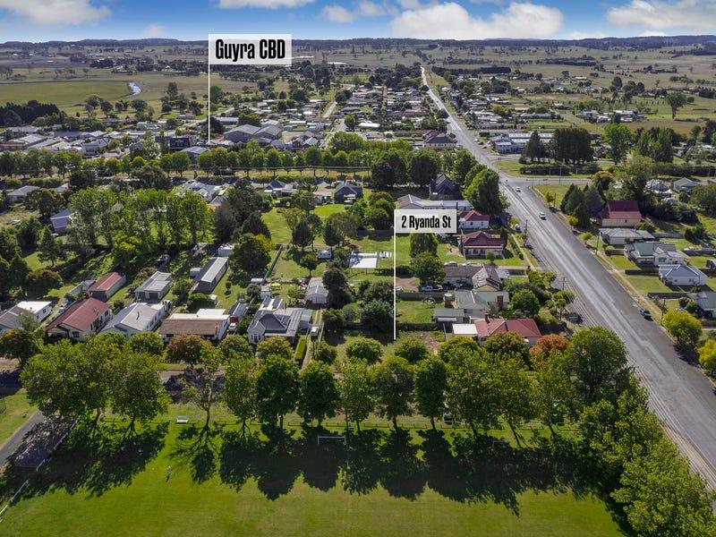 2 Ryanda Street, Guyra, NSW 2365