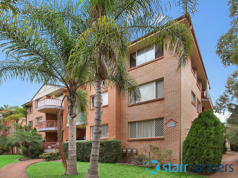32/22-24 Burford Street, Merrylands, NSW 2160