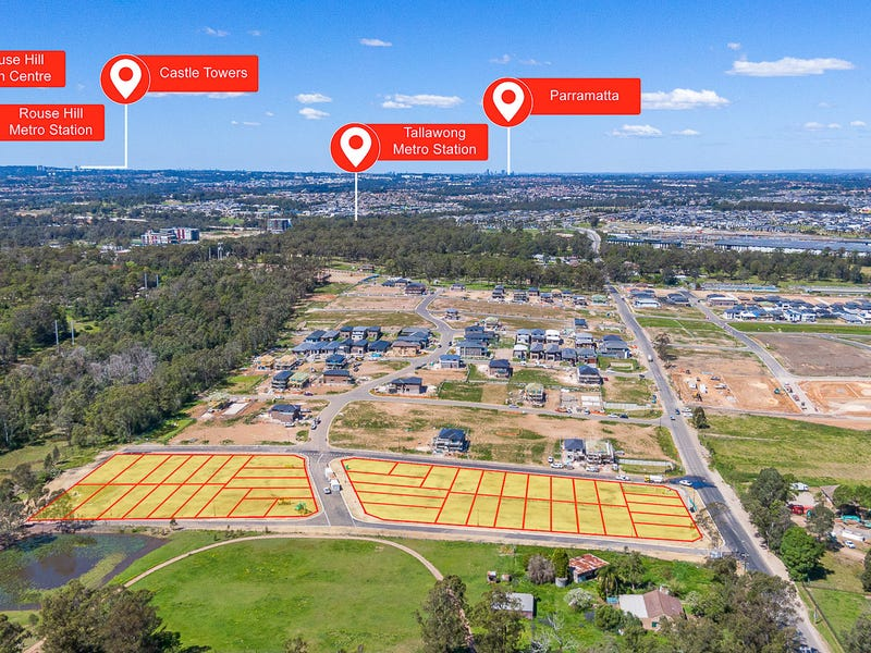 Lot 42/160 Tallawong Road, Rouse Hill, NSW 2155