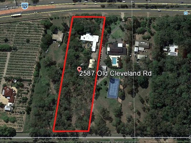 2587 Old Cleveland Road, Capalaba, Qld 4157
