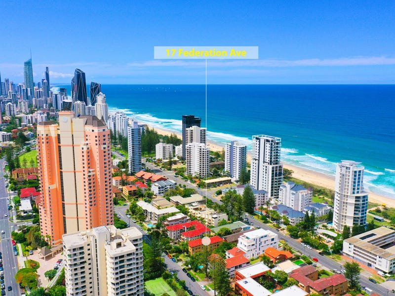 1-6/17 Federation Avenue, Broadbeach, Qld 4218