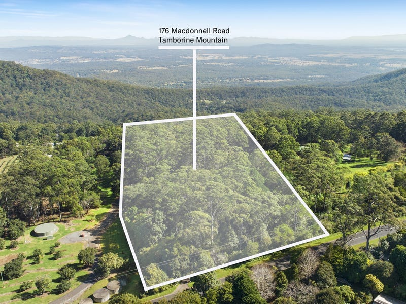 176-184 Macdonnell Road, Tamborine Mountain, Qld 4272