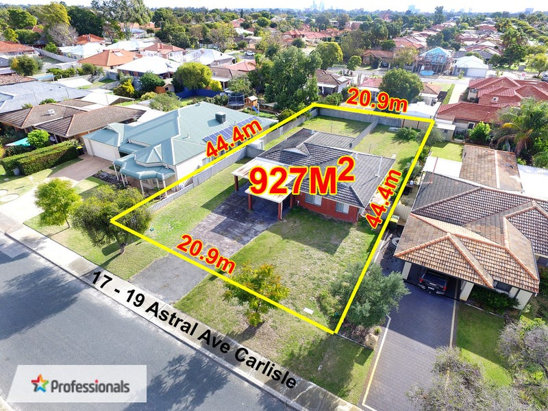 17 & 19 Astral Ave, Carlisle, WA 6101