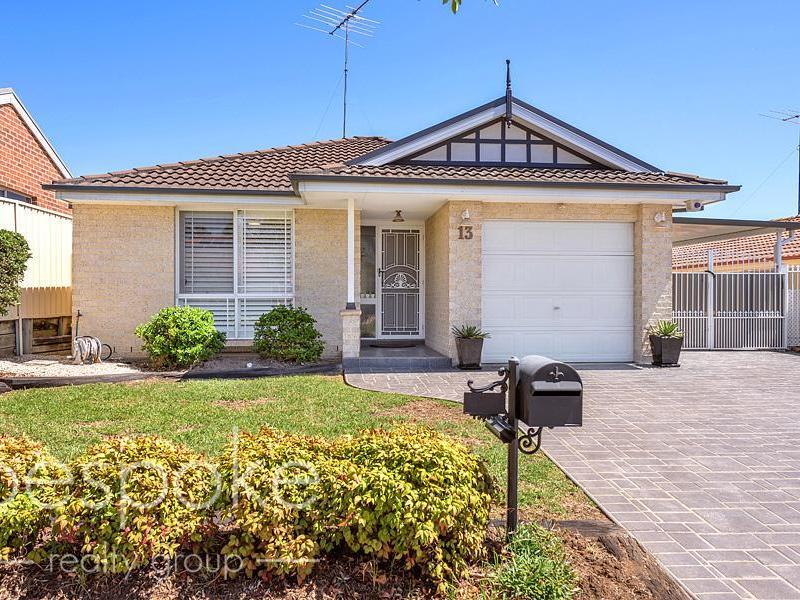 13 Bujan Street, Glenmore Park, NSW 2745