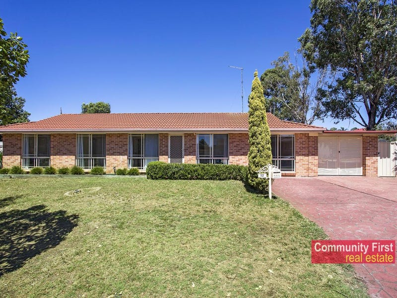 12 Tamworth Crescent, Hoxton Park, NSW 2171