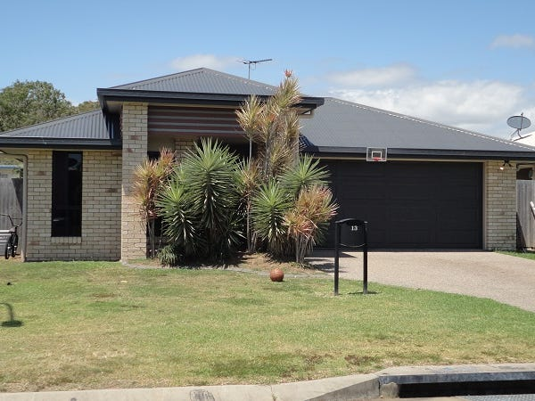 13. College Court, North Mackay