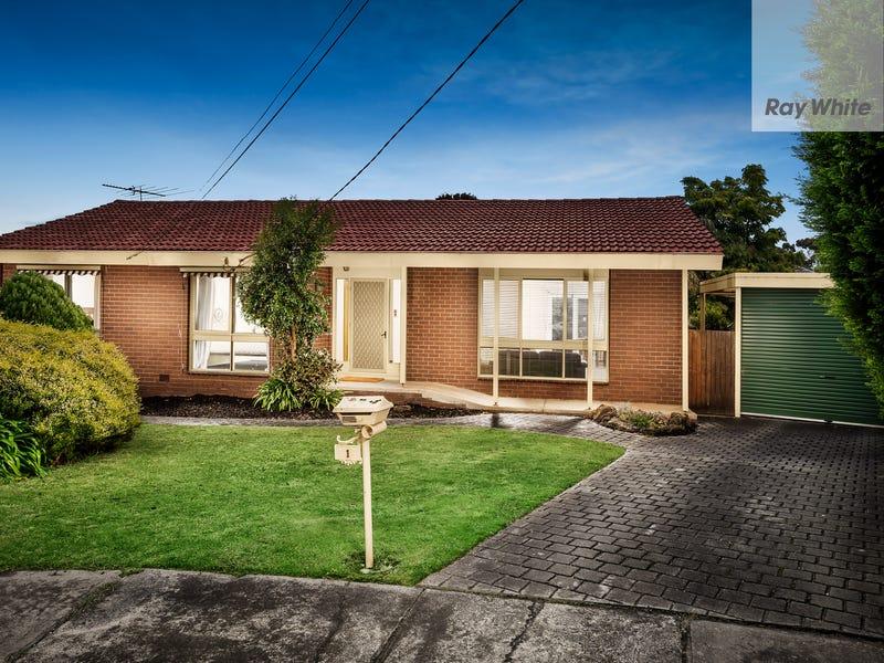 1 Gloria Court, Bundoora, Vic 3083