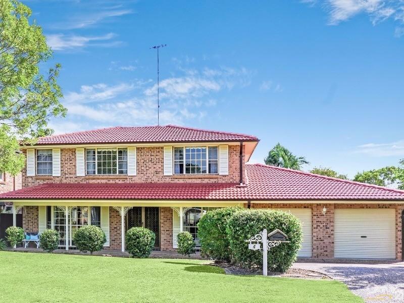 4 Lyons Place, Cherrybrook, NSW 2126