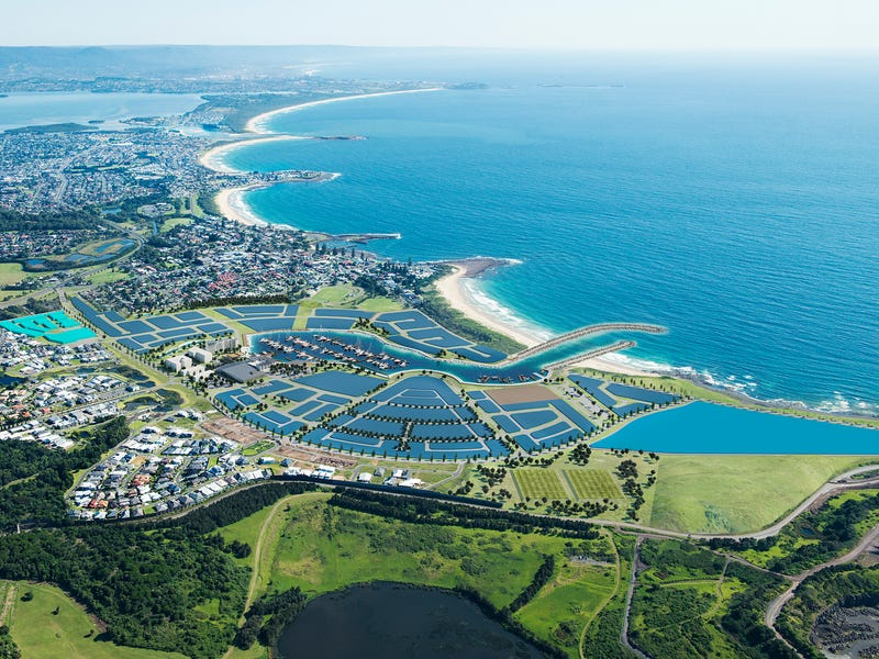 Lot 1034/1050, Shoal Release Cove Boulevard, Shell Cove, NSW 2529