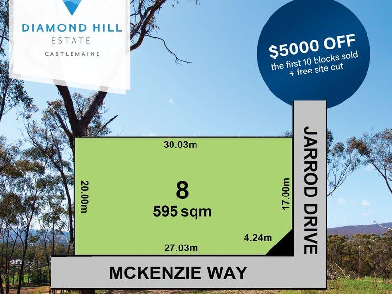 Lot 8 Jarrod Drive, McKenzie Hill, Vic 3451