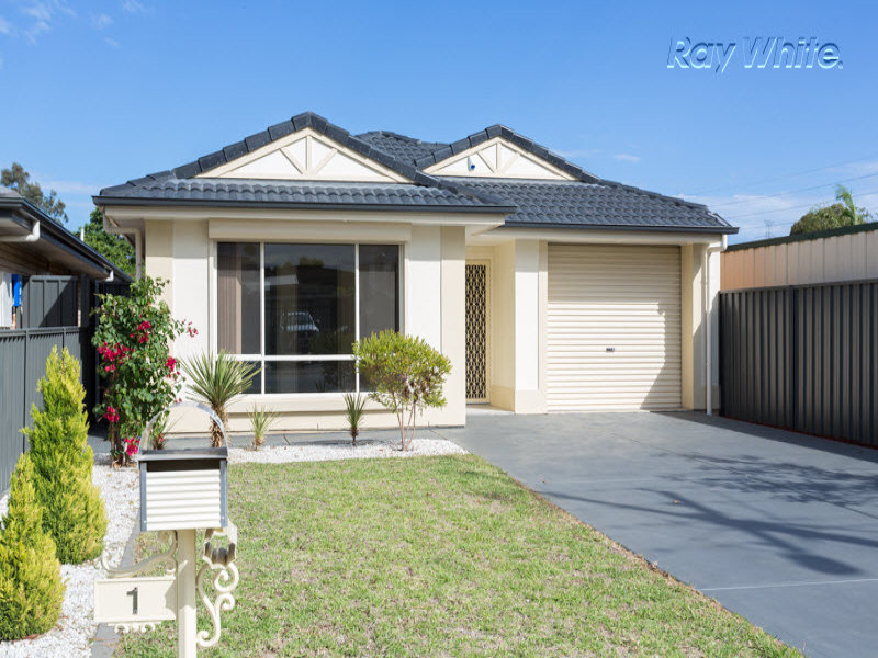 1 Gum Avenue, Dry Creek, SA 5094