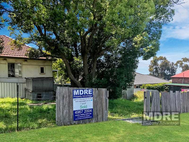 LAND - 105 Barton Street, Mayfield, NSW 2304