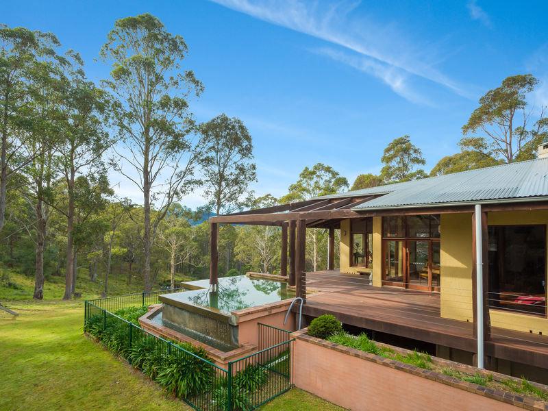 401 Myrtle Mountain Road, Wyndham, NSW 2550