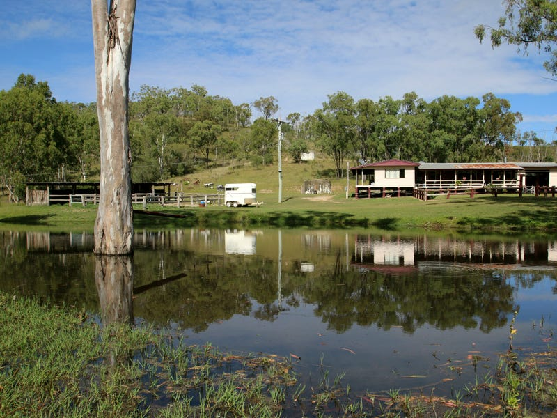 422 Hays Road, Monto, Qld 4630