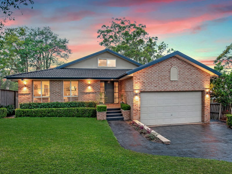 12 Elabana Crescent, Castle Hill, NSW 2154