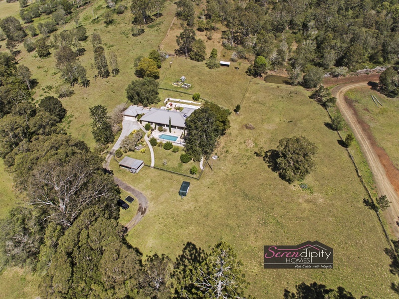 80 Shaws Pocket Rd, Cedar Creek, Qld 4207
