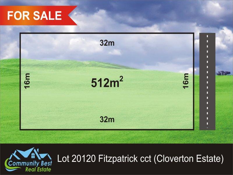 Lot 20120, Fitzpatrick Cct, Donnybrook, Vic 3064