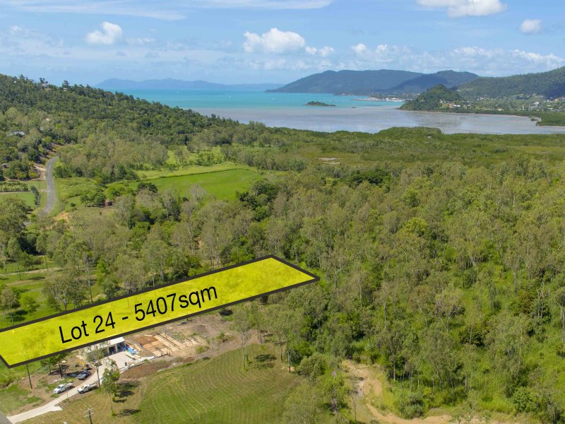 Lot 24 Botanica Drive, Cannonvale, Qld 4802
