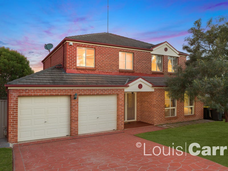 16 Halcyon Avenue, Kellyville, NSW 2155