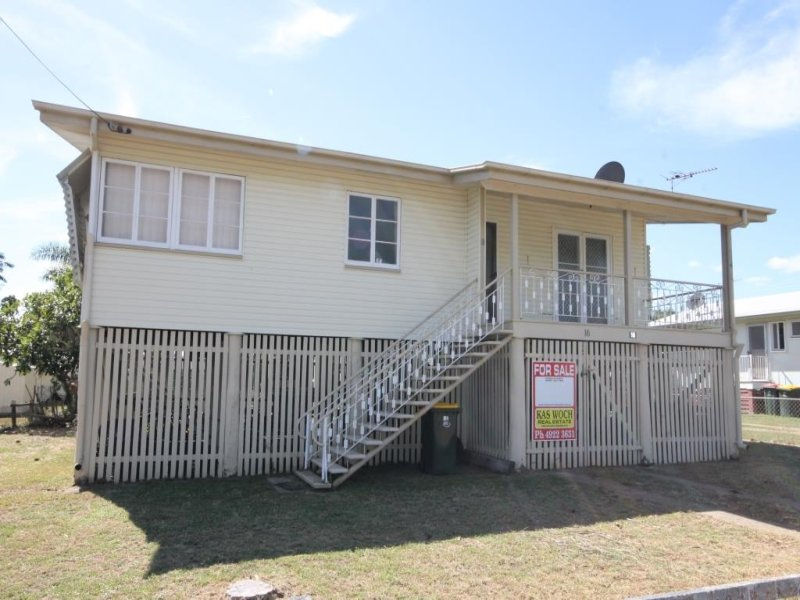 16 Wambool St, West Rockhampton, Qld 4700