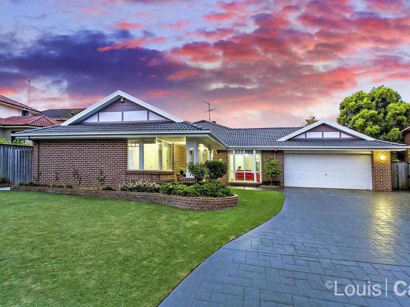 5 Leonards Way, Beaumont Hills, NSW 2155