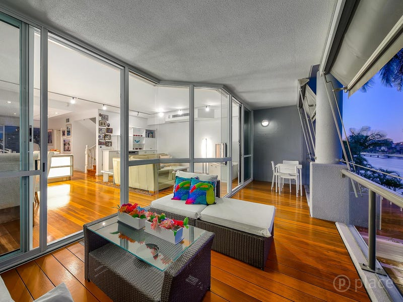 3/30 O'Connell Street, Kangaroo Point, Qld 4169