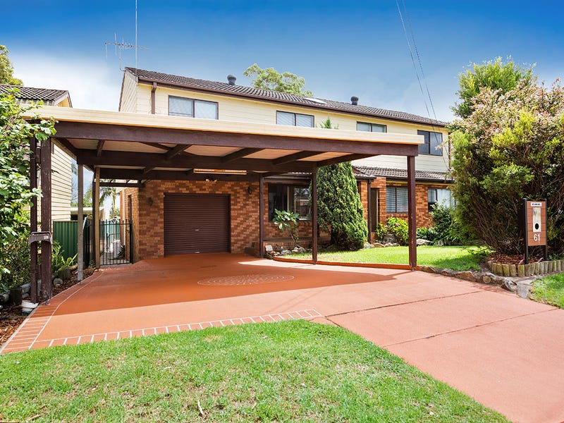 61 Cooriengah Heights Road, Engadine, NSW 2233