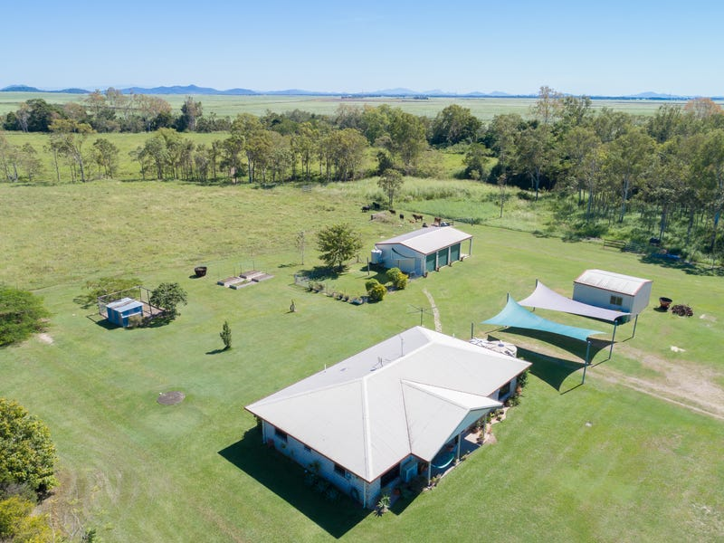 622 Munbura Road, Munbura, Qld 4740