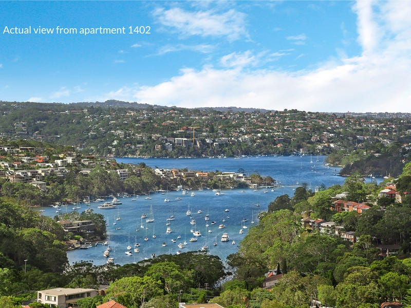 1402/221 Ben Boyd Road, Cremorne, NSW 2090