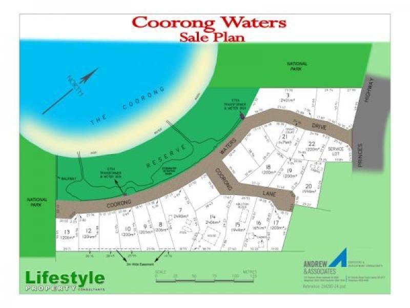 Lot 18, Coorong Waters Drive Coorong Waters, Coorong, SA 5264