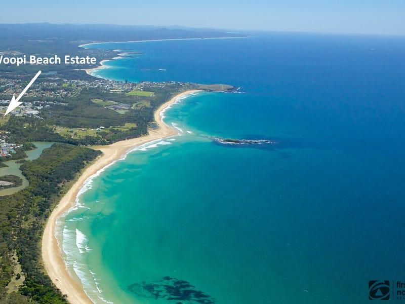 Lots 303-326 Woopi Beach Estate, Woolgoolga, NSW 2456