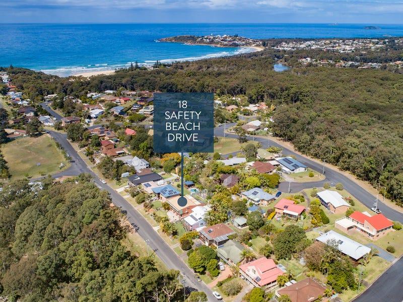 18 Safety Beach Drive, Safety Beach, NSW 2456