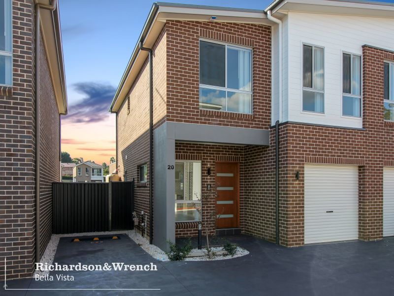 20 Quakers Hill Parkway, Quakers Hill, NSW 2763