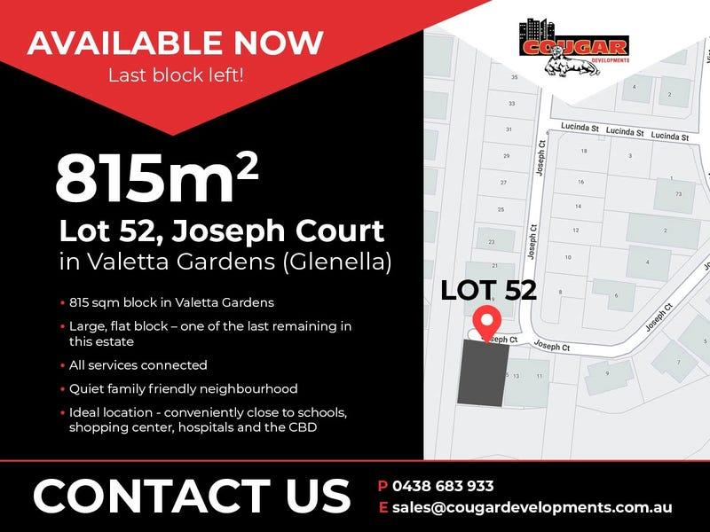 Lot 52 Joseph Court, Glenella, Qld 4740